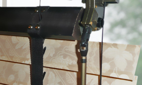 Mechanizm z pokrętłem bez logo